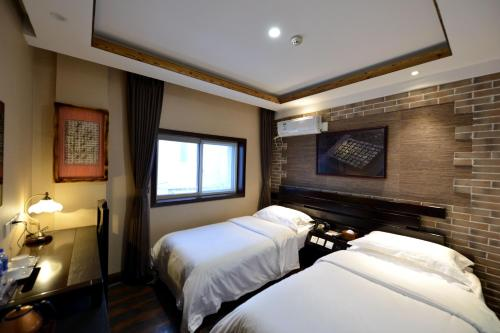 Dongfang Shengda Cultural Hotel (Nanluoguxiang, Houhai) photo 71