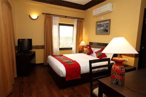 ホテル チベット インターナショナル