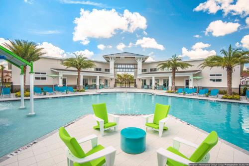 Aco Premium Seven Bedrooms With Pool Spa And Grill (1762) - Kissimmee, FL 34746
