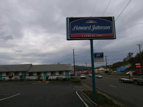 Howard Johnson Express Inn Roseburg Photo
