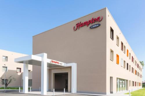 Hampton By Hilton Rome East in Rome