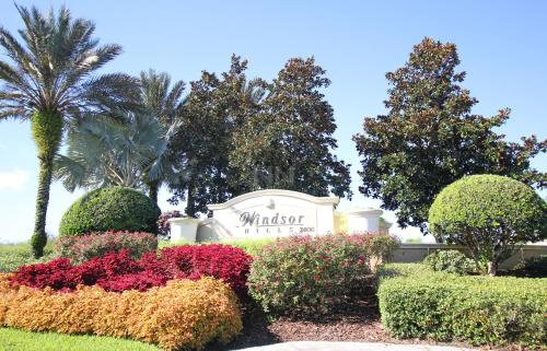Windsor Hills Six Bedroom Holiday Home 26dv29 - Kissimmee, FL 34747