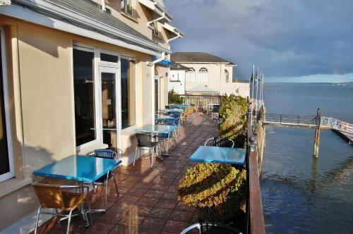 WatersEdge Hotel, Yacht Club Quay Cobh Cork, Ireland.