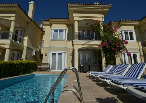 Fethiye Sunset Beach Club 5 Bedroom Private Villa adres