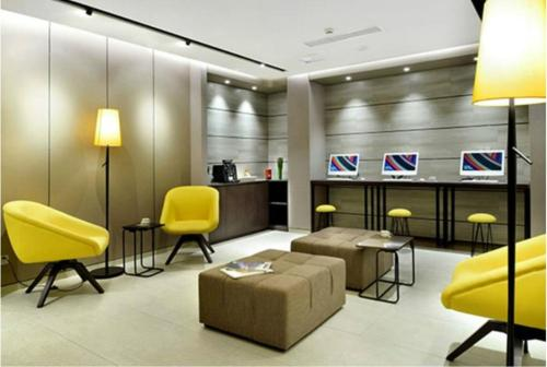 Home Inn Plus Beijing Tuanjie Lake Metro Station photo 22