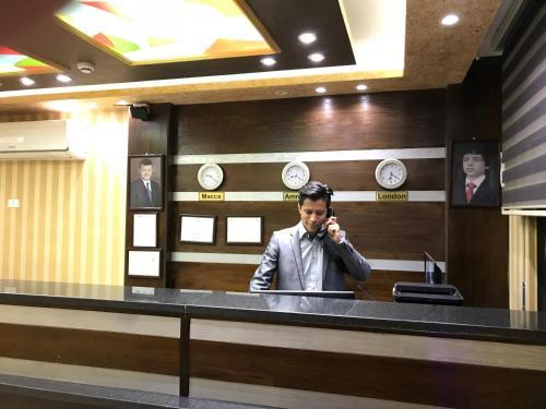 Al Haneen Hotel Apartments