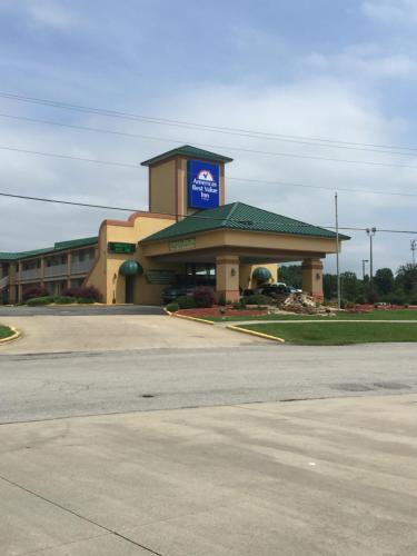 Americas Best Value Inn Mount Vernon