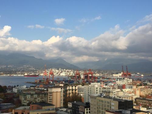Chinatown Hotel Condo - Vancouver, BC V6B 1R1