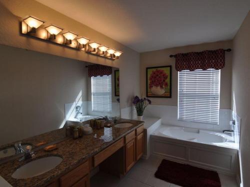 Seven Bedroom Tosteth Villa - Kissimmee, FL 34747