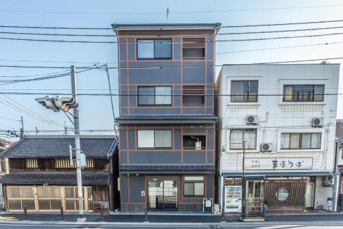 Japaning Hotel Kyoto Hachijoguchi