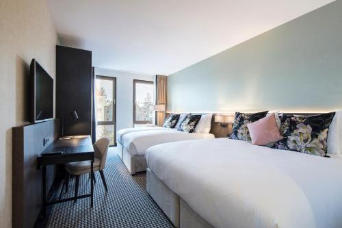 Monet Garden Hotel Amsterdam photo 24