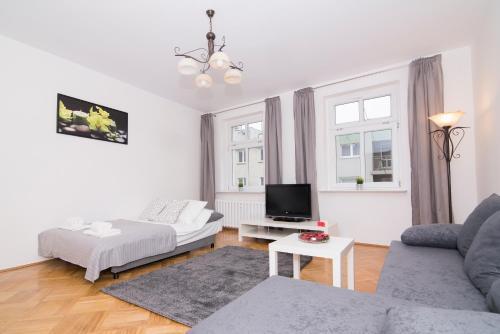 Lux Apartment Oławska Foto 2