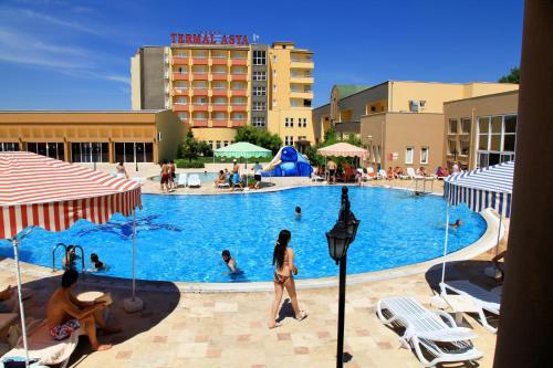 Pamukçu Asya Termal Hotel odalar