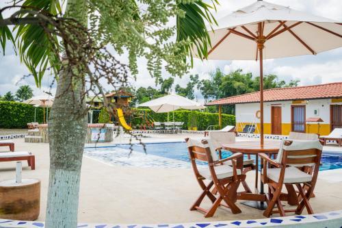 Foto de Finca Hotel La Quinta De Torrione