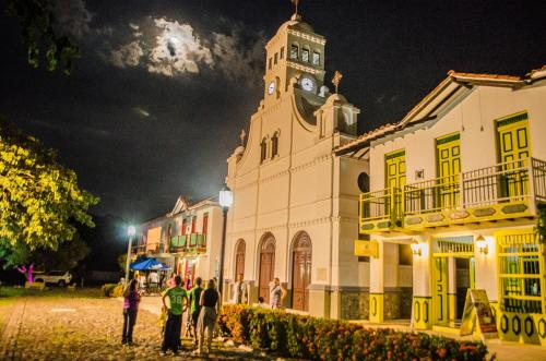 Foto de Hotel Cauca Viejo Parasiempre