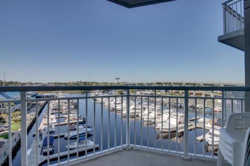 Harbour Gate 412 Waterway Condo - North Myrtle Beach, SC 29582
