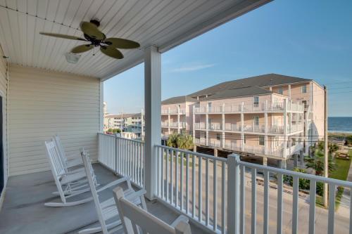 Coconut Grove 202 2nd Row Condo - Myrtle Beach, SC 29582