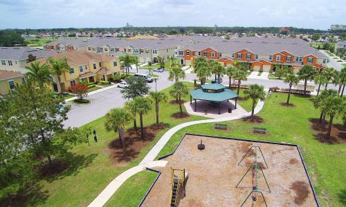 Four Bedrooms Townhome 5130 - Kissimmee, FL 34746