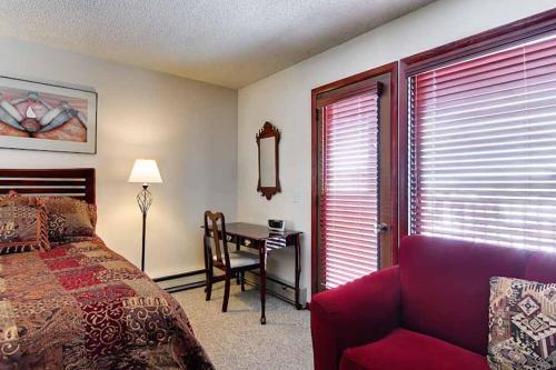 Comfortable 1 Bedroom - Derstrmrk 116 - Breckenridge, CO 80424