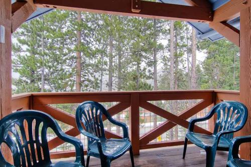 Perfectly Located 3 Bedroom - Los Pinos C22 - Breckenridge, CO 80424