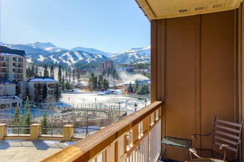 Comfortably Furnished 1 Bedroom - Main Stn 3303 - Breckenridge, CO 80424