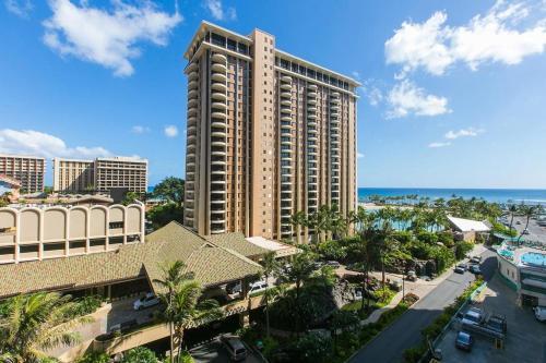 Ilikai Tower 724 Lagoon View 1br - Honolulu, HI 96815