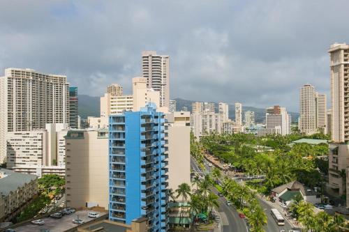 Ilikai Tower 1603 City View 1br - Honolulu, HI 96815