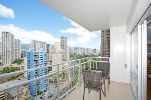 Ilikai Tower 1725 City View 2br - Honolulu, HI 96815