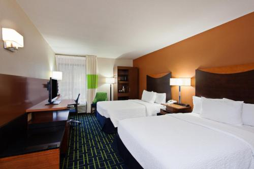 Fairfield Inn Mission Viejo Orange County Photo