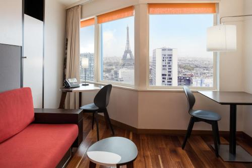 Aparthotel Adagio Paris Centre Tour Eiffel photo 85