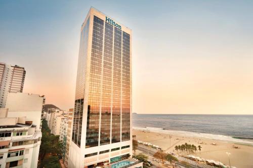 Hilton Copacabana Rio de Janeiro photo 17