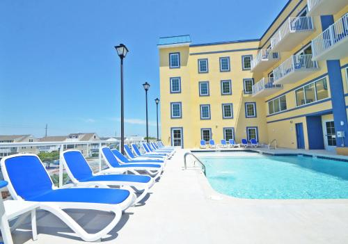 Crystal Beach Hotel Photo