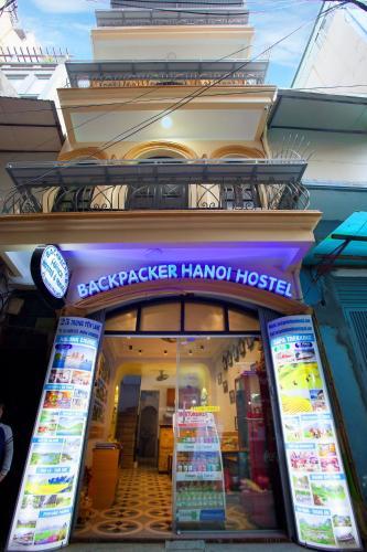 Backpacker Hanoi Hostel photo 20