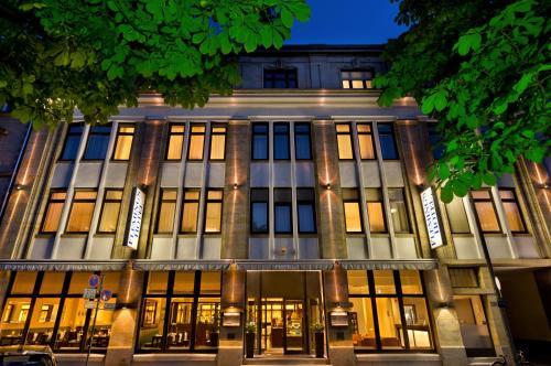 Fleming's Hotel Frankfurt Hamburger Allee impression
