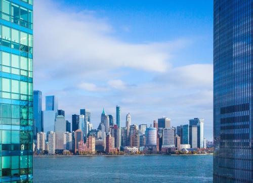 Bliss On Hudson River 4 Min Nyc - Jersey City, NJ 07302
