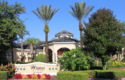 Holiday Home Windsor Hills Four Bedroom 58 - Kissimmee, FL 34747