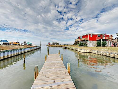 3br On Mobile Bay 1 Block To Beach Home