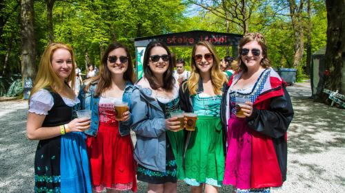 Oktoberfest and Springfest All Inclusive Camping Photo