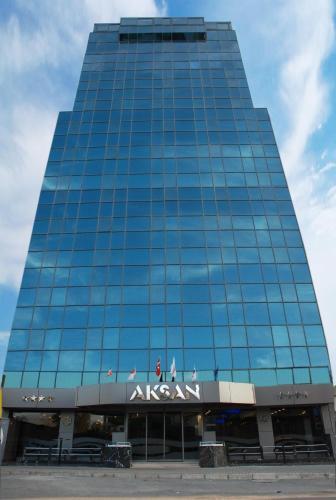 Izmir Aksan Hotel tek gece fiyat