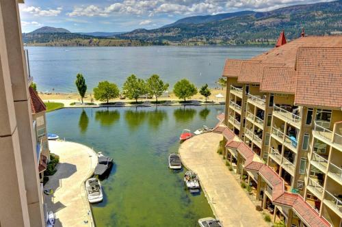 Sunset Tower - 9th Floor - Swr905 - Kelowna, BC V1Y 9W7