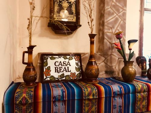 Hostal & Spa Casa Real Photo