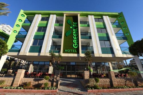 Alanya Green Life Hotel online rezervasyon