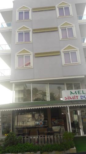 Manavgat Manavgat Motel harita