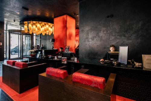 Buddha-Bar Hotel Budapest Klotild Palace photo 45