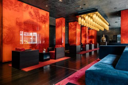Buddha-Bar Hotel Budapest Klotild Palace photo 46