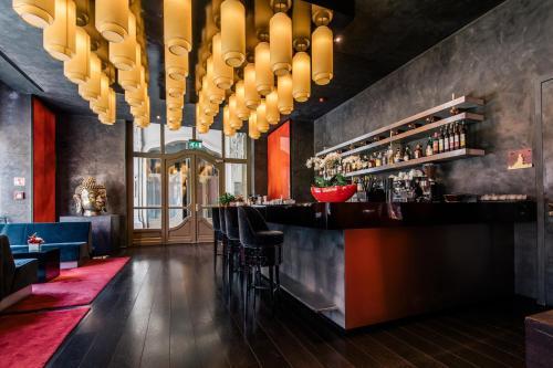 Buddha-Bar Hotel Budapest Klotild Palace photo 47