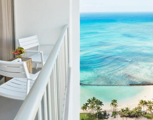 Alohilani Resort Waikiki Beach Photo