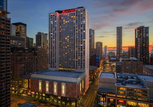 Chicago Marriott Downtown Magnificent Mile impression
