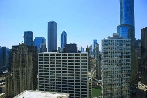 Chicago Marriott Downtown Magnificent Mile photo 72