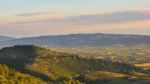 Via Petrata, 25, 06081 Assisi PG, Italy.